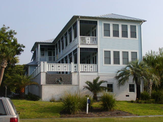 Mitchell Residence Palm Blvd.